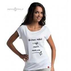 Koszulka damska premium Zawsze mam czas