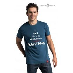 Koszulka męska premium plus Nikt nie jest doskonały