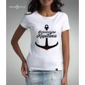 Koszulka premium Dziewczyna Kapitana