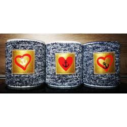 Ciepły sweterek do kubka - promocja na Walentynki :-)