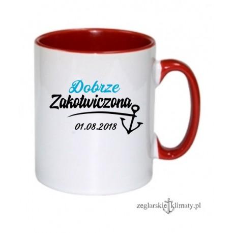 Kubek Dobrze Zakotwiczona :-)