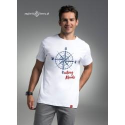 Koszulka premium męska Sailing Moods