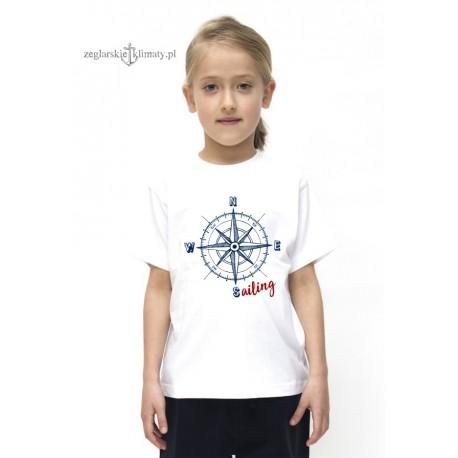 Koszulka dziecięca premium SAILING