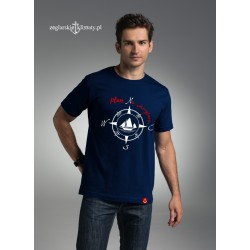 Koszulka męska premium strech PLAN NA EMERYTURĘ