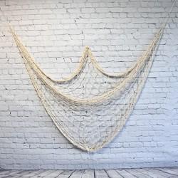 Sieć rybacka - dekoracja