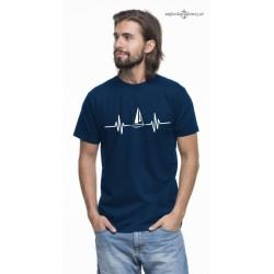 Koszulka męska premium strech EKG