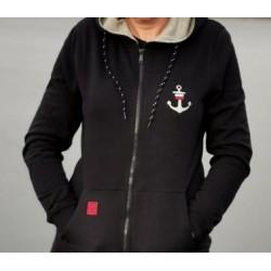 Bluza damska granatowa Sail Away
