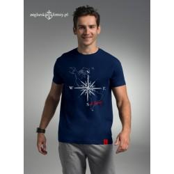 Koszulka męska premium strech Sail Away