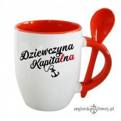 Kubek Dziewczyna Kapitalna :-)