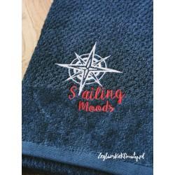 Ręcznik kąpielowy 70x140cm Sailing Moods
