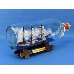 Żaglowiec USCG EAGLE w butelce (rafandynka)
