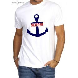 Koszulka męska premium SKIPPER :-)