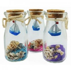 Wspomnienie znad morza w butelce :-)