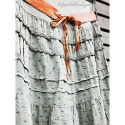 Spódnica w kotwiczki - 4 kolory