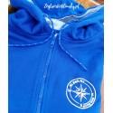 Bluza męska Sailing Team ML Marine (niebieska)