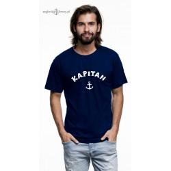 Koszulka męska premium strech KAPITAN