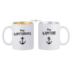Kubek Pan Kapitan lub Pani Kapitanowa