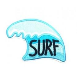 Aplikacja (termo naszywka) - haft SURF