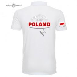 Polo męskie WINDSURFING TEAM POLAND