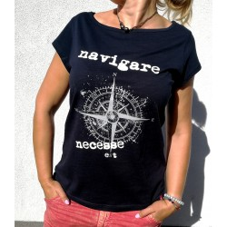 Koszulka damska prima NAVIGARE - 3D