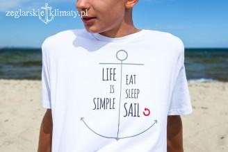 koszulki Zeglarskie Klimaty